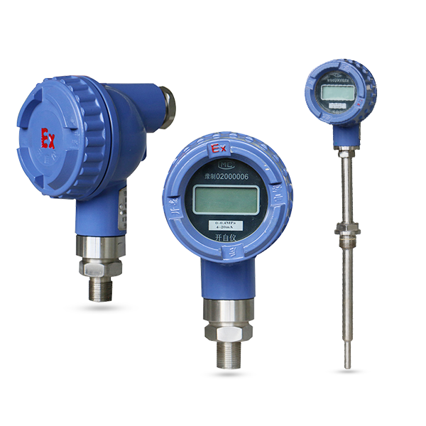 Temperature&Pressure Instrument
