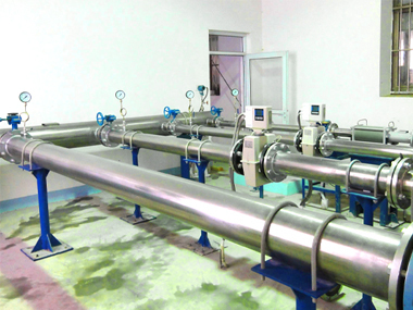 Kaifeng Instrument Static Volumetric Water Flow Calibration System